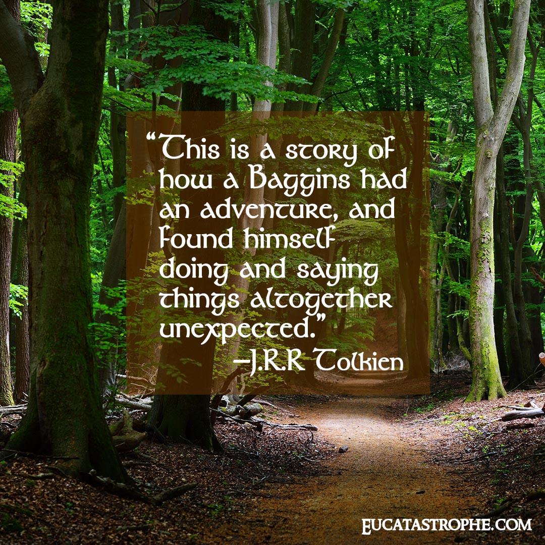A Baggins Had An Adventure