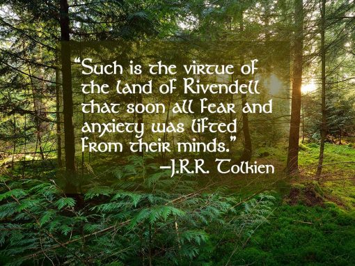 The Virtue of Rivendell
