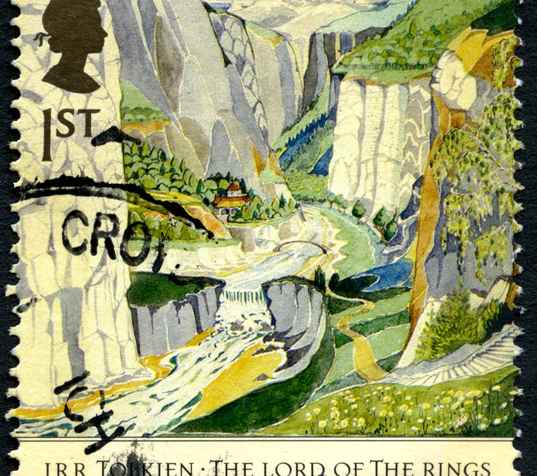 A Most Curious Tolkien Word – for your Week-after-Easter Motivation