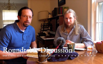 Roundtable Discussion – Zan and Dan